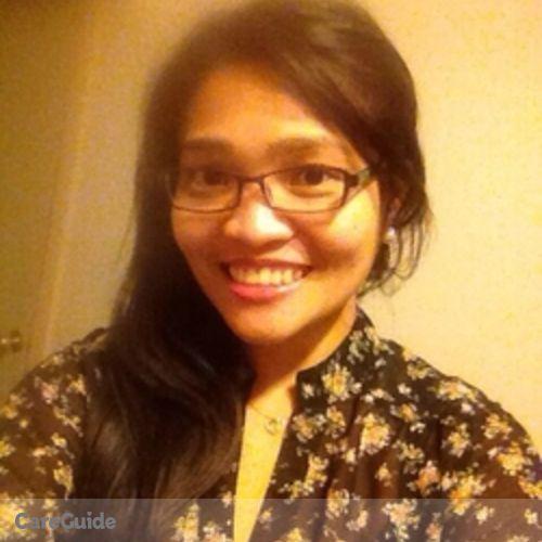 Canadian Nanny Provider Raquel 's Profile Picture