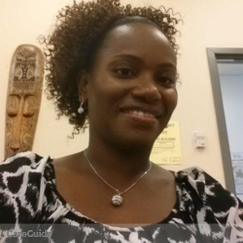 Canadian Nanny Provider Bridgette Burrell's Profile Picture