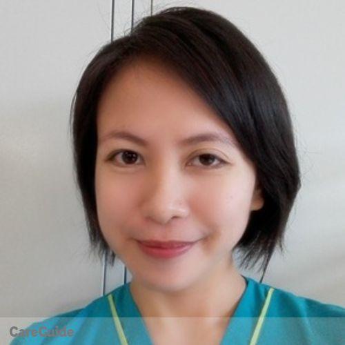 Canadian Nanny Provider Grace Ganados's Profile Picture