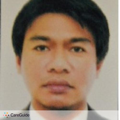 Housekeeper Provider Iluminado Jr B's Profile Picture