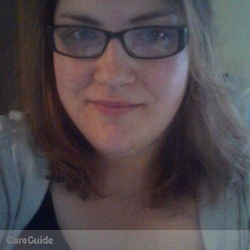 Canadian Nanny Provider Casandra Peeters's Profile Picture