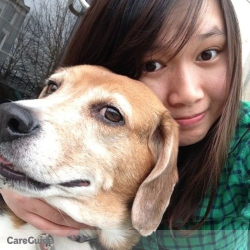 Pet Care Provider Thanh Do's Profile Picture