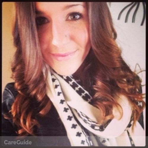 Canadian Nanny Provider Alexandra Olivotto's Profile Picture