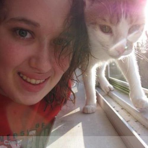 Pet Care Provider Cierra Bronakoski's Profile Picture