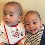 Part time help wanted for 9 month old twins
