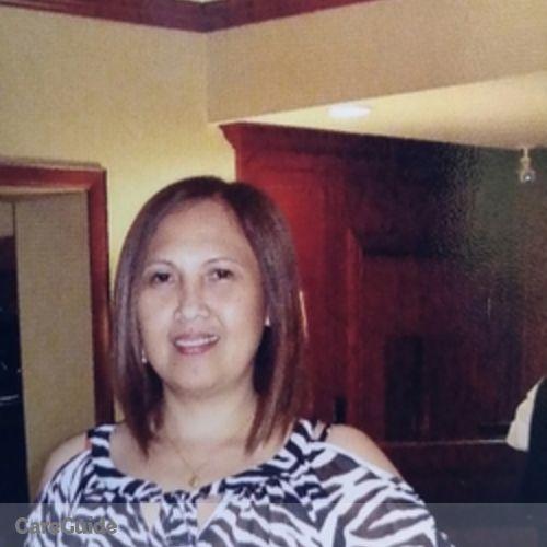 Canadian Nanny Provider Alma Pacio's Profile Picture