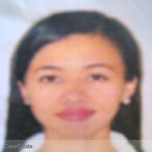 Canadian Nanny Provider Gerarda Zara's Profile Picture