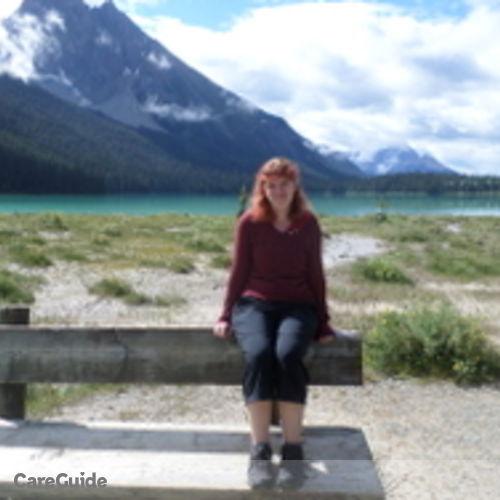 Canadian Nanny Provider Amanda Boden's Profile Picture