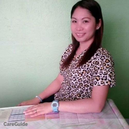 Canadian Nanny Provider Cheryl Divinagracia's Profile Picture