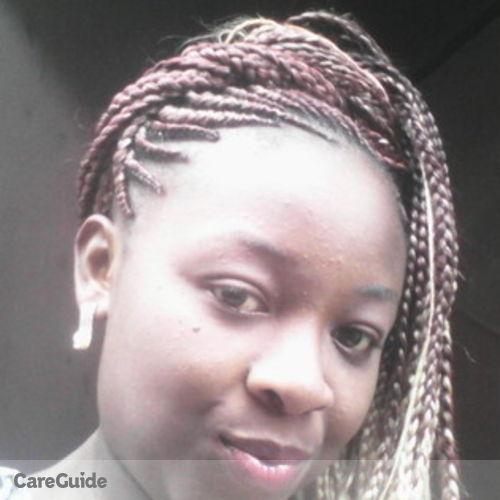 Canadian Nanny Provider Djanjo Djofang Judith's Profile Picture