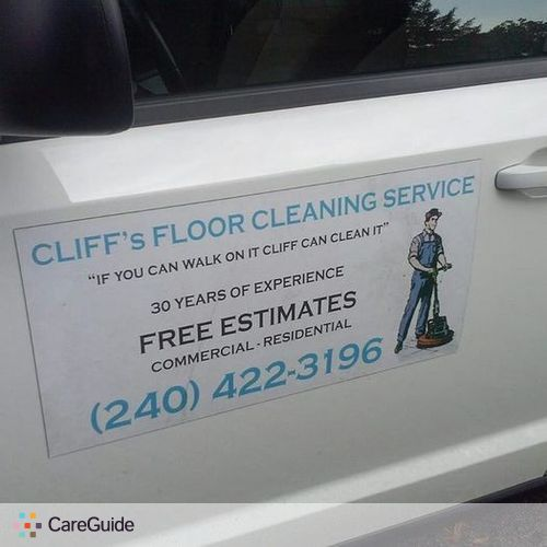 Housekeeper Provider Clifton M's Profile Picture
