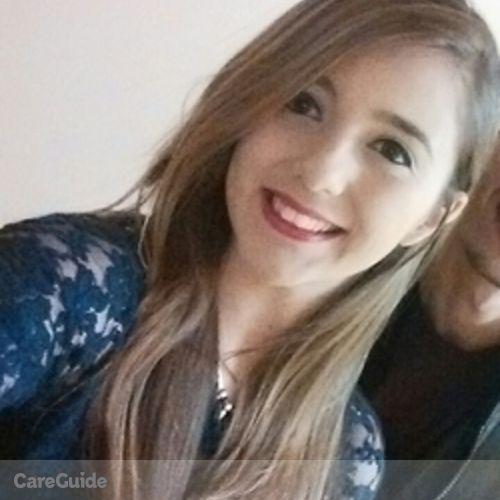 Canadian Nanny Provider Jessica Diniz's Profile Picture
