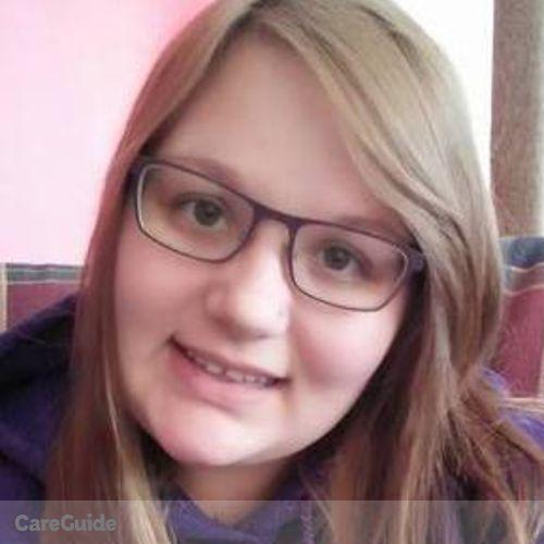 Canadian Nanny Provider Jessica Ashton's Profile Picture