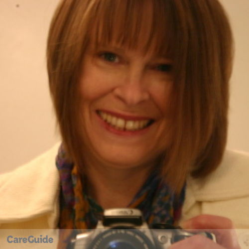 Canadian Nanny Provider Anne Liddle's Profile Picture