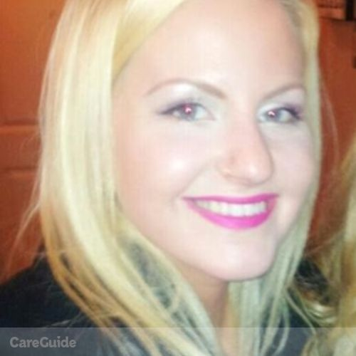 Canadian Nanny Provider Jaimie Lewis's Profile Picture