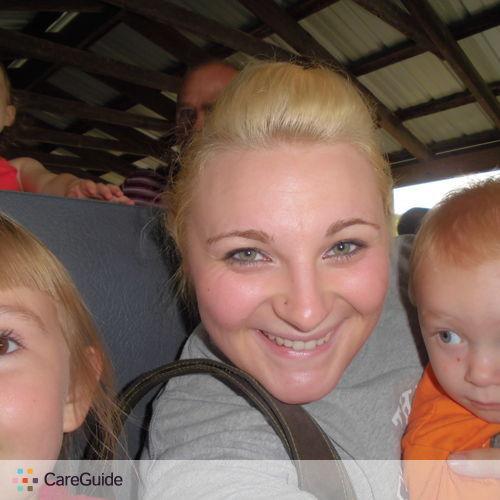 Child Care Provider Kadie Barrick's Profile Picture
