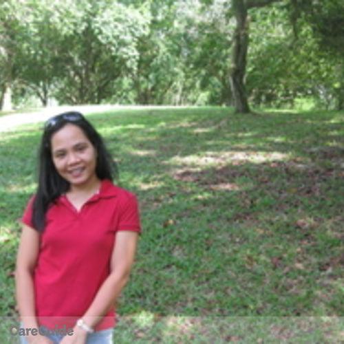 Canadian Nanny Provider Gemma Dumol's Profile Picture