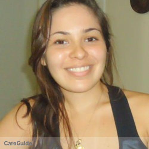 Canadian Nanny Provider Camila Martins's Profile Picture