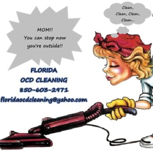 Housekeeper Provider Florida OCD Cleaning Llc's Profile Picture