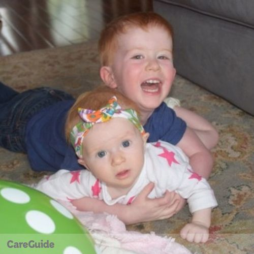 Canadian Nanny Job Krista Teare's Profile Picture