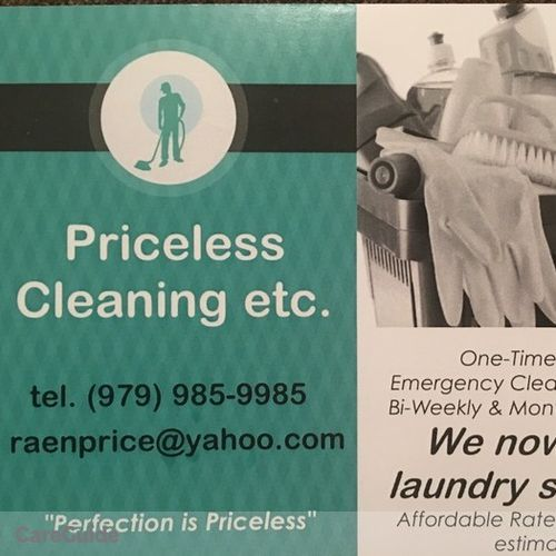 Housekeeper Provider Raen P's Profile Picture