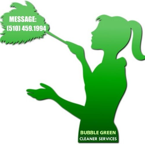 Housekeeper Provider Bubble Green Cleaner Services Gallery Image 3