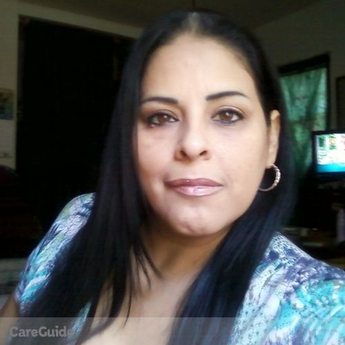 Housekeeper Provider Maria Hernandez's Profile Picture