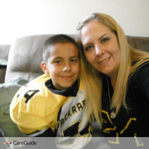 Child Care Provider Ashley V's Profile Picture
