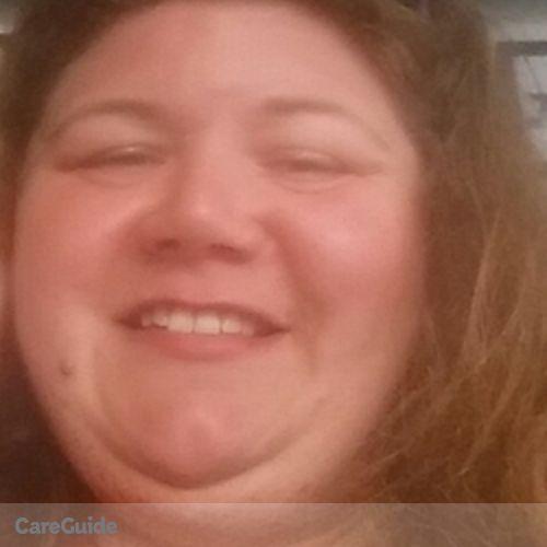 Canadian Nanny Provider Danielle Knox's Profile Picture