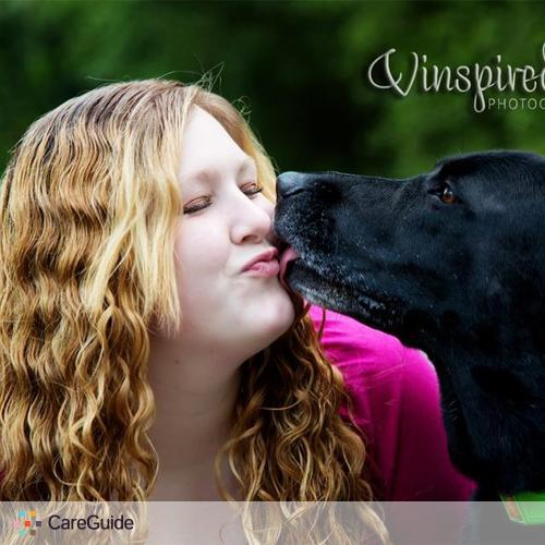 Pet Care Provider Samantha Oldenburg's Profile Picture
