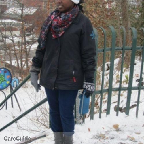 Canadian Nanny Provider Patricia Mwangi's Profile Picture