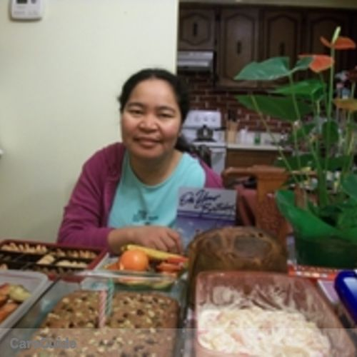 Canadian Nanny Provider Ctoria Pangilinan's Profile Picture