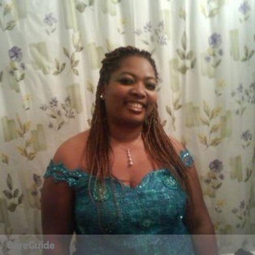 Canadian Nanny Provider Doris Boye's Profile Picture