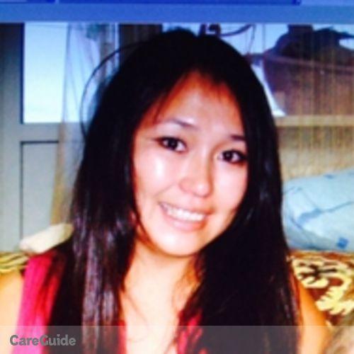 Canadian Nanny Provider Mengi Sirazitdinova's Profile Picture