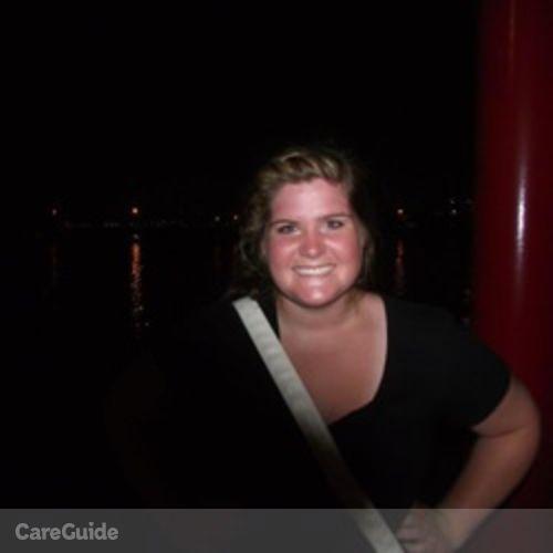 Canadian Nanny Provider Steph Ideson's Profile Picture