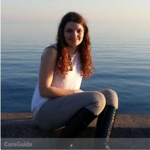Canadian Nanny Provider Gemma Merritt's Profile Picture