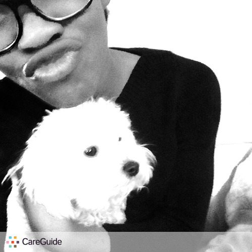 Pet Care Provider Danielle Njoku's Profile Picture