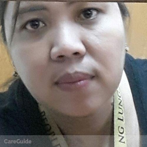 Canadian Nanny Provider Fatima Banguilan's Profile Picture