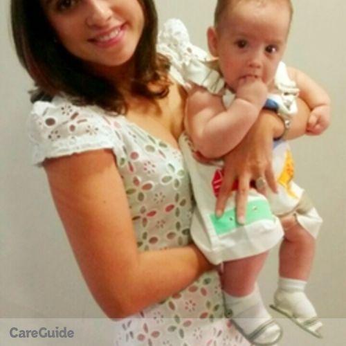 Canadian Nanny Provider Larissa Carneiro's Profile Picture