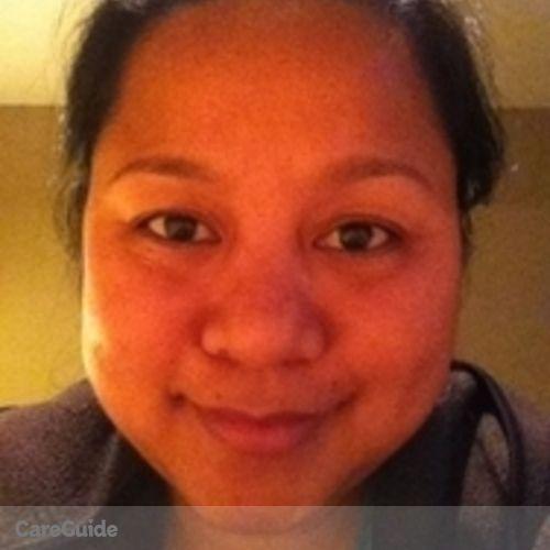 Canadian Nanny Provider Ednalin Terredano's Profile Picture