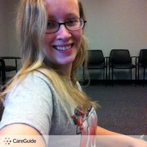 Child Care Provider Amber H's Profile Picture