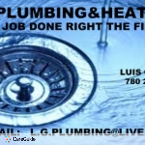 Plumber Provider Luis Garrido's Profile Picture