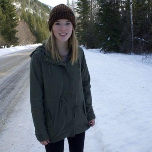 Canadian Nanny Provider Myah Kramer's Profile Picture