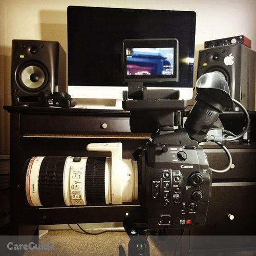 Videographer Provider Daniel S's Profile Picture