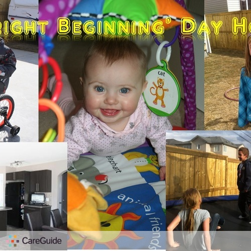 Daycare Provider in Airdrie