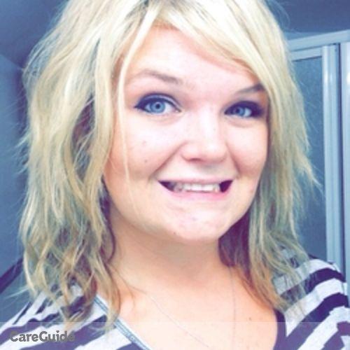 Canadian Nanny Provider Ailsa Williamson's Profile Picture