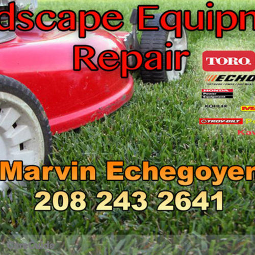 Landscaper Job Marvin E's Profile Picture