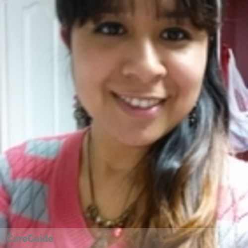 Canadian Nanny Provider Yessica D's Profile Picture