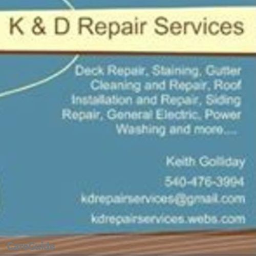 Handyman Provider Keith Golliday's Profile Picture