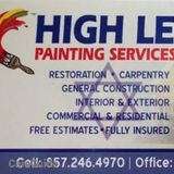 High Level Paiting Services